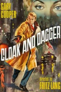 Cloak and Dagger as Prof. Alvah Jesper