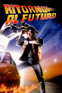 Back to the Future as George McFly