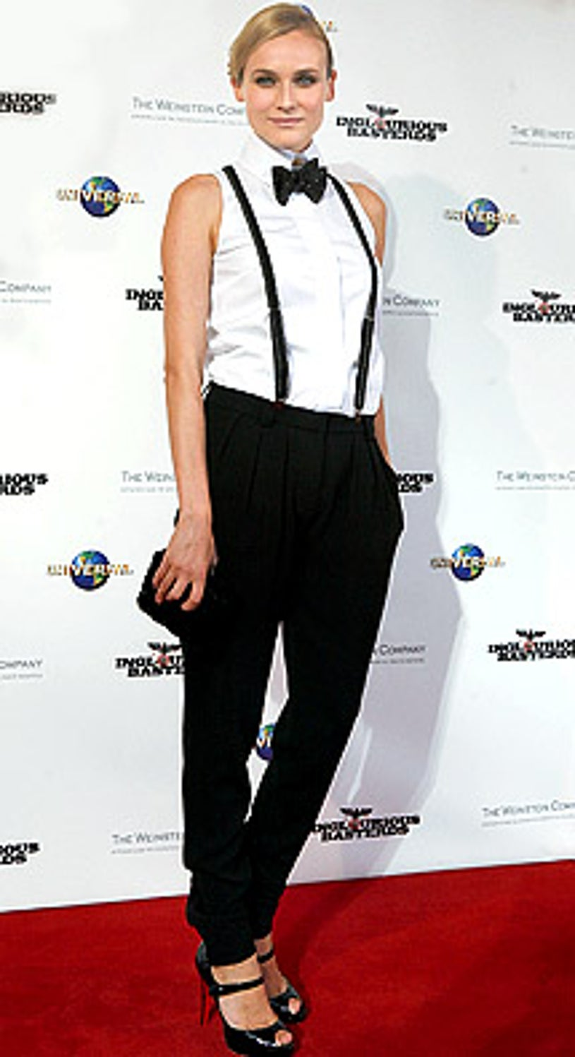 Diane Kruger - The 'Inglorious Basterds' Melbourne premiere in Australia, August 2, 2009