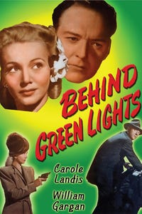 Behind Green Lights as Lt. Sam Carson