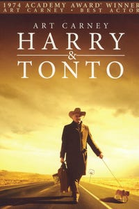 Harry and Tonto as Eddie