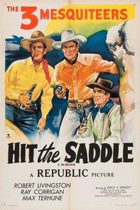 Hit the Saddle as Patron
