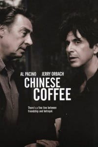 Chinese Coffee as Harry Levine
