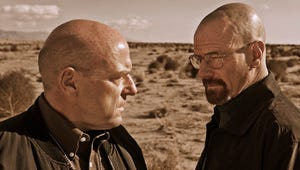 Breaking Bad's Final Showdown: It's Walt vs. Hank