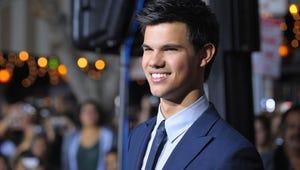 Taylor Lautner Joins Scream Queens As...