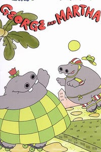 George and Martha: Games Hippos Play as George