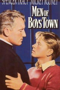 Men of Boys Town as Father Flanagan