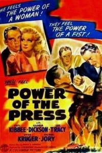 Power of the Press as Oscar Trent