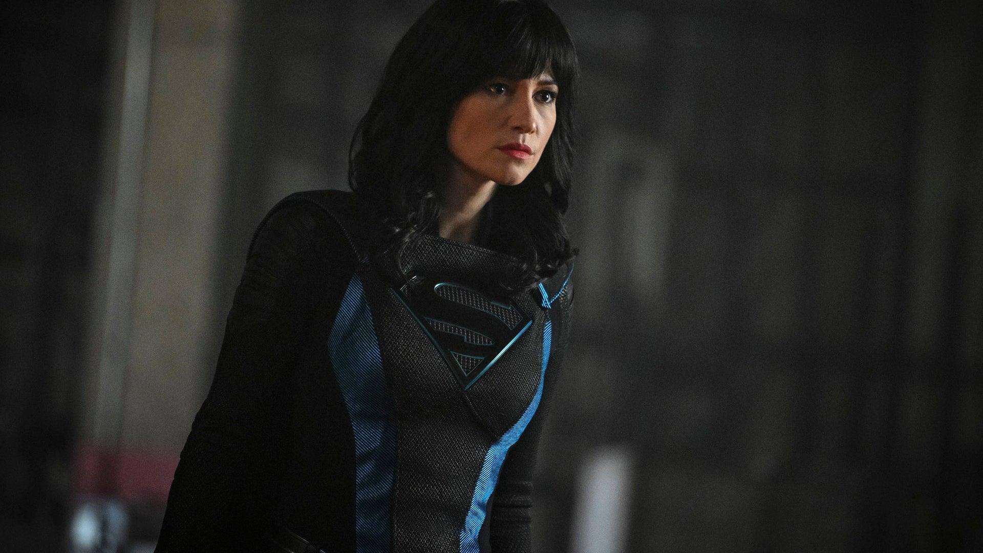 Chyler Leigh, Supergirl