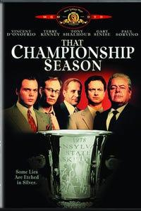 That Championship Season as George