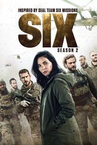 SIX as Robert Chase