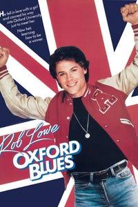 Oxford Blues as Male Secretary