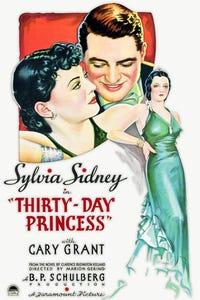 Thirty Day Princess