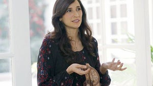 Trophy Wife's Michaela Watkins on Jackie's New Man and Stepping Back Into the Dating World