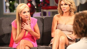 Brandi Glanville Fought with Everyone at the Real Housewives of Beverly Hills Reunion