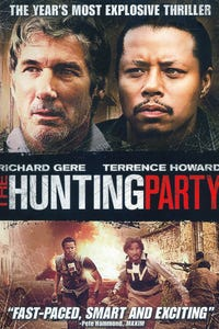 The Hunting Party as Boris