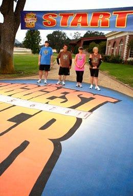 The Biggest Loser - Season 8 - Rudy, Danny, Amanda and Liz