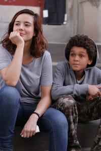 Jaden Michael as Sam Jones