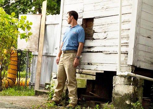 "Burn Notice - Season 5 - ""Breaking Point"" - Jeffrey Donovan as Michael Westen"