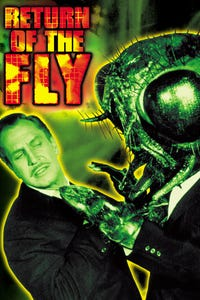 Return of the Fly as Francois Delambre