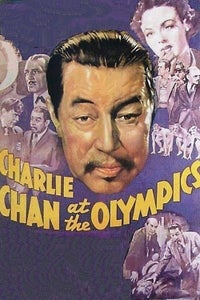 Charlie Chan at the Olympics as Inspector Strasser
