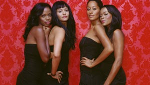Tracee Ellis Ross Shares Video of the Girlfriends Cast Reunion on black-ish