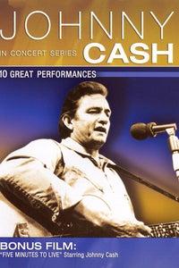 In Concert Series: Johnny Cash