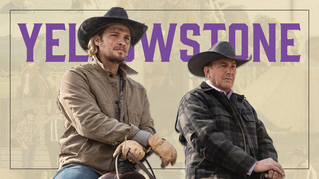 Yellowstone for 100 Best Shows