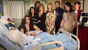 90210 Bosses on Dixon's Accident, Adrianna's Hookup and a Milestone Episode
