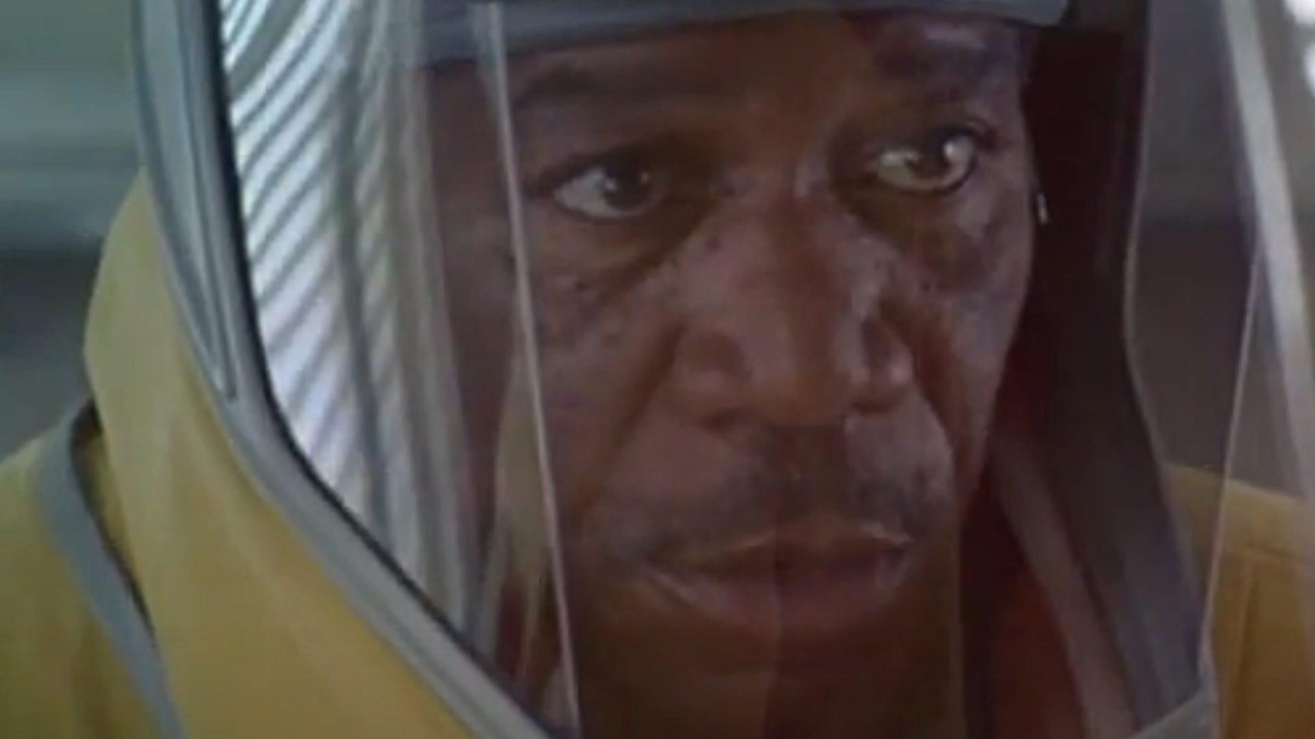 Morgan Freeman, Outbreak