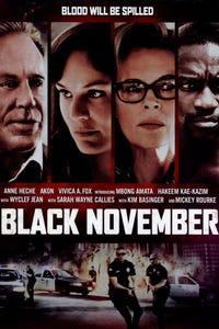 Black November as Tracey