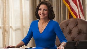 Julia Louis-Dreyfus Dedicates Her Best Comedy Actress Emmy to Late Father