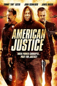 American Justice as Officer Alexa