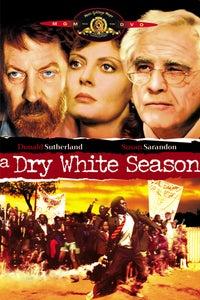 A Dry White Season as Melanie Bruwer