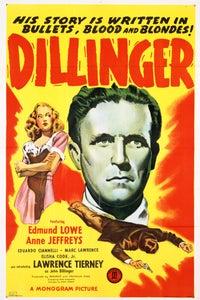 Dillinger as Bar Waiter