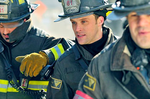 "Chicago Fire - Season 1 - "" God Has Spoken"" - Jesse Spencer"