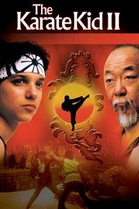 The Karate Kid: Part II as Kreese/John Kreese