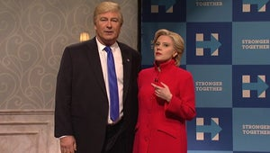 SNL Brings Trump and Clinton Together in a Very Unexpected Way