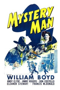 Mystery Man as Sheriff Sam Newhall