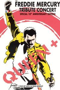 The Freddie Mercury Tribute Concert as Guest Star