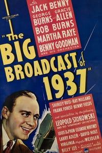 The Big Broadcast of 1937 as Trainbearer