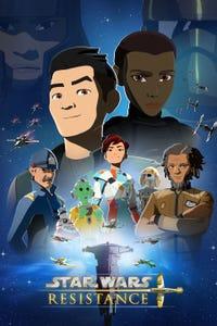 Star Wars Resistance as Hype Fazon