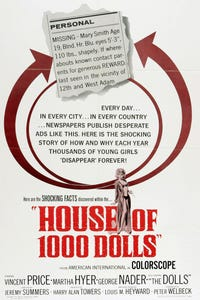 House of 1,000 Dolls as Felix Manderville