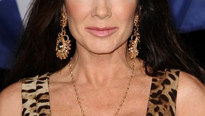 """Lisa Vanderpump: I'm """"Covered"""" in Bruises from DWTS"""