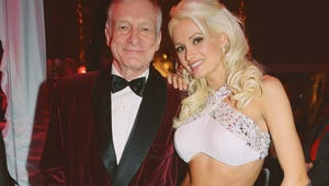 VIDEO: Holly Madison Recounts Hugh Hefner's Attempt to Bribe Her with $3 Million