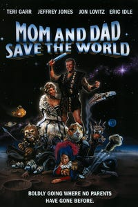 Mom and Dad Save the World as Emperor Tod Spengo