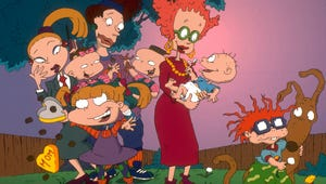Your Favorite NickToons Characters Are All Going to Be in One Movie