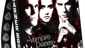 Exclusive First Look: Check Out The Vampire Diaries' Comic- Con Bag