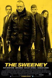 The Sweeney as Nancy Lewis