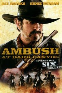 Dark Canyon as Garrett Kain